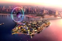 Колесо обозрения (Дубай, ОАЭ)