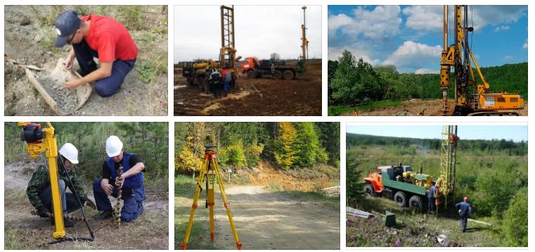 Инженерно-геологические изыскания: этапы и назначение