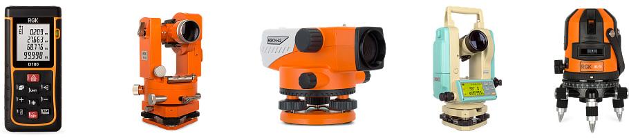 Лазерные измерительные устройства для разных видов работы